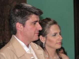 Amilton e Sílvia: participação do noivo nos convites, no vídeo e na música da festa
