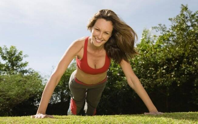 Série de exercícios serve para quem quer afinar ou engrossar os braços