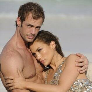 William Levy e Jennifer Lopez: modelo nega romance