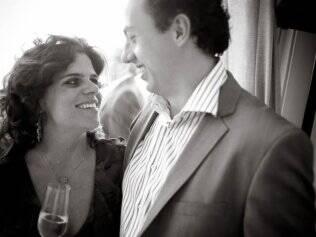 Mariana e Paschoal Feola Maffei: um brinde à chegada de Joana