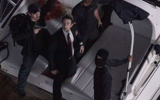 Léo segue com os bandidos