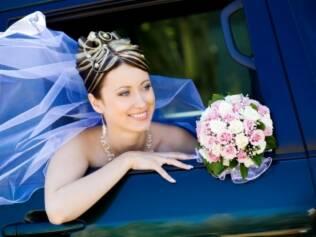 Carro da noiva: última viagem solteira sem percalços