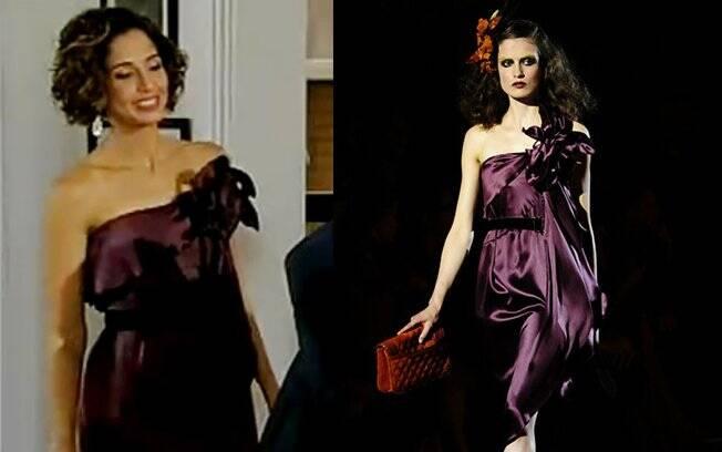 Carol Miranda (Camila Pitanga)usou um Marc Jacobs a venda na NKstore