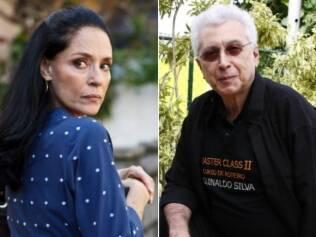 Sonia Braga e Agnaldo Silva trocam farpas