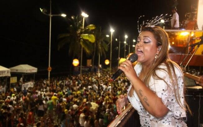 Preta Gil agitou o Carnaval de Salvador no Camarote Expresso 222