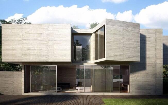 A Residência Itatiba, do casal de arquitetos Marina Acayaba e Juan Pablo Rosenberg, ganhou o prêmio de melhor projeto habitacional