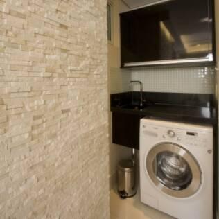 As compactas lavanderias devem ser muito bem planejadas para serem funcionais