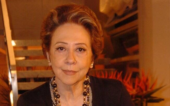 Bia Falcão (Fernanda Montenegro) em