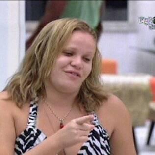 Paulinha confessou: