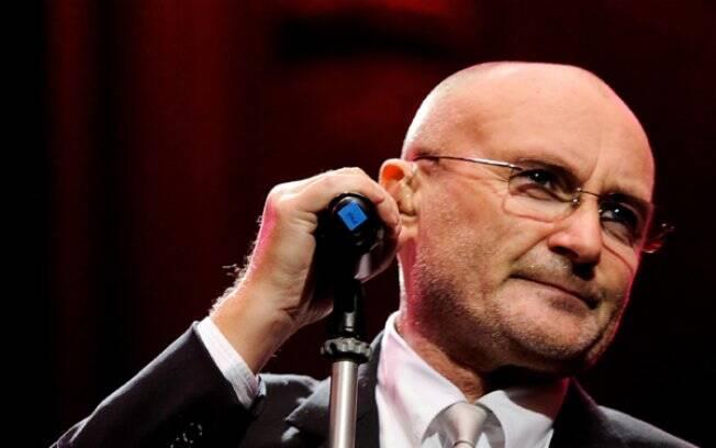 Phil Collins: apenas uma pausa profissional