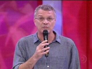 Bial fala sobre programa ao vivo