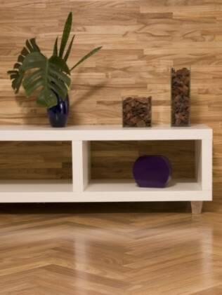 Pisos de madeira que revestiram a Casa Cor serão doados para o Projeto Felicidade