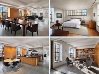 Fotos do loft de Harrison Ford em Nova York