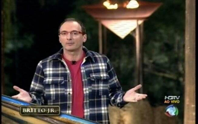 Britto Jr. conta uma novidade do Desafio Semanal