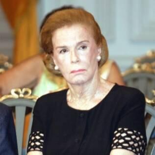 Viúva do jornalista Roberto Marinho, Lily Marinho, morreu quarta-feira (5), aos 89 anos