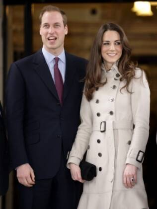 Kate Middleton e Príncipe William: relacionamento fácil