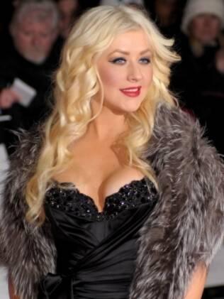 Christina Aguilera: mais uma estrela no Brasil