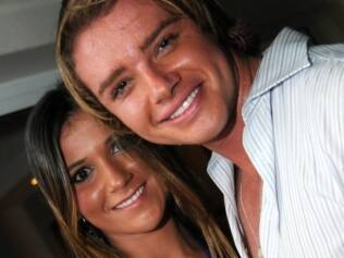 Thor Batista e a nova namorada, Tamara Lobo