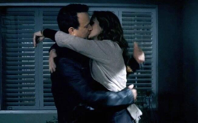Tom Hanks e Julia Roberts em cena do filme