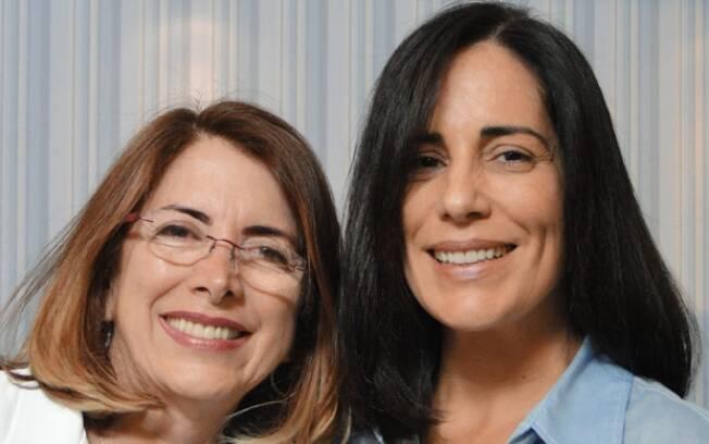 Elza Pontes foi uma das responsáveis por repaginar o visual de Glória Pires