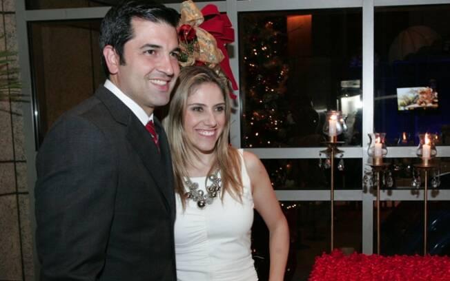 Edu Guedes e Daniela Zurita