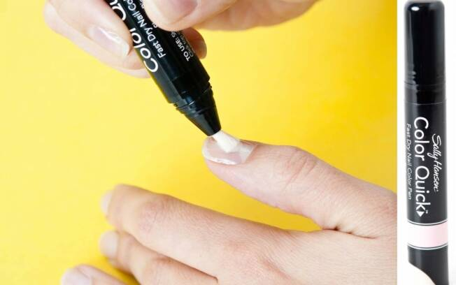 A embalagem em forma de caneta é uma novidade ainda cara. Será que a ideia pega?