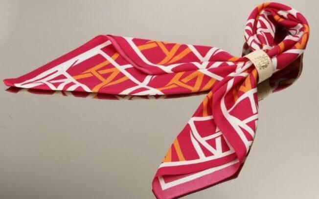 d3d890e2370 Victor Hugo lança lenços de seda - Dicas de Moda - iG