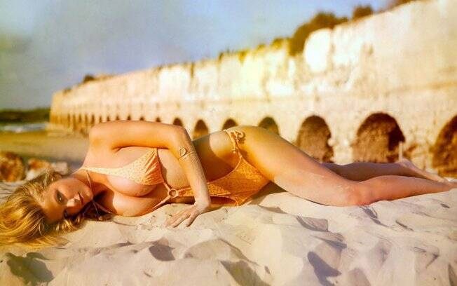 Brooklyn Decker: estrela da Sports Illustrated