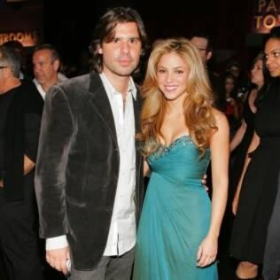 Shakira e Antonio de la Rúa estariam separados desde agosto