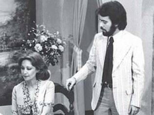 Eva Wilma e Tony Ramos na versão original de