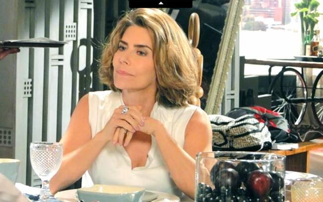 A atriz vive a fogosa Stela Gouveia