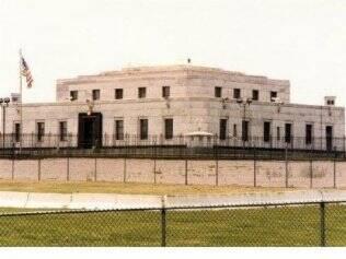 Fort Knox, onde estão guardadas as reservas de ouro dos EUA, as maiores do mundo