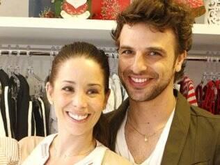 Danielle Winits e Cassio Reis