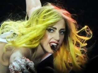 Mais um sucesso da popstar Lady Gaga