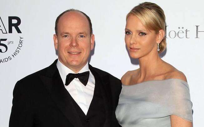 Príncipe Albert II e Charlene Wittstock