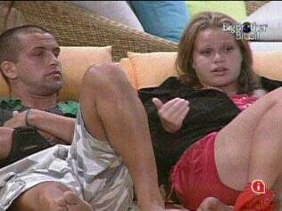 Diogo até aceita a justificativa de Paula, mas diz que não confia na sister