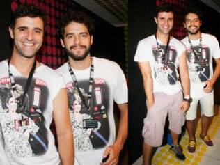 Rodrigo Lopez e Guilherme Winter