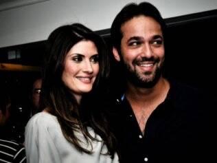 Isabella Fiorentino e o marido, Sthefano Hawilla