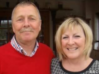 Os antigos professores de Kate, Kevin e Denise Allford