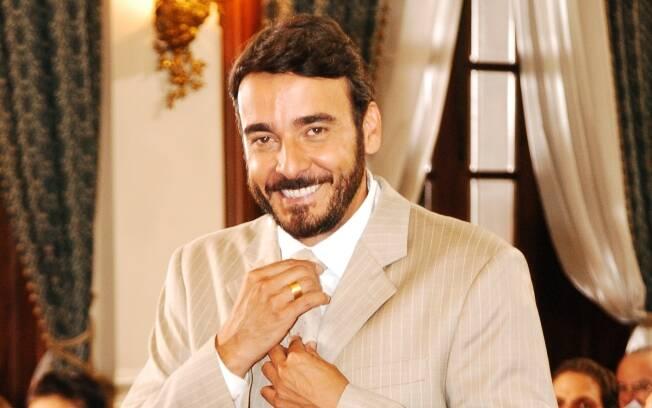 Alexandre Borges, o Alberto de