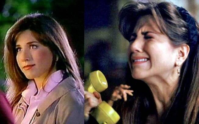Começo de carreira: Jennifer Aniston em 1990 no filme televisivo