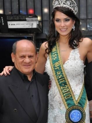 José Alonso parabeniza Débora Lyra pelo título