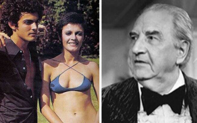 Buza Ferraz, Bete Mendes e Ziembinski no clássico