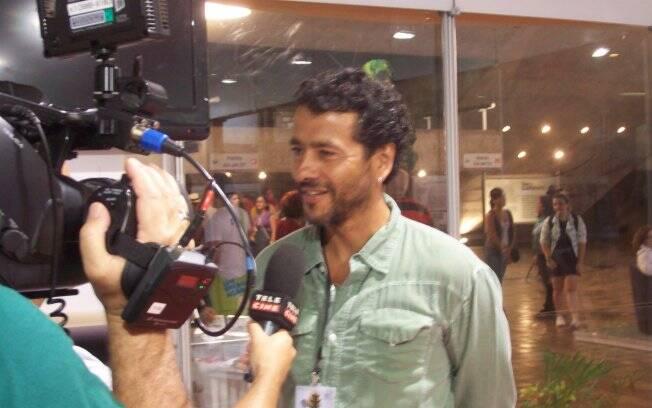 Marcos Palmeira: três longas pela frente e sem planos para novelas