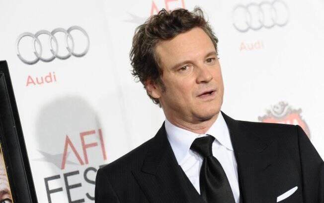 Colin Firth: estrela na Calçada da Fama em Hollywood
