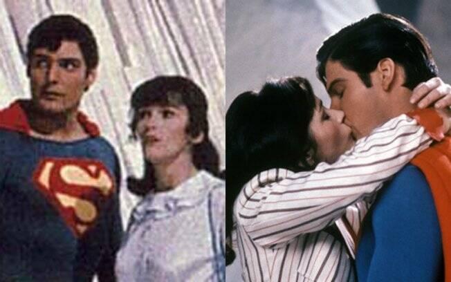 Margot Kidder em ''Super-Homem I''