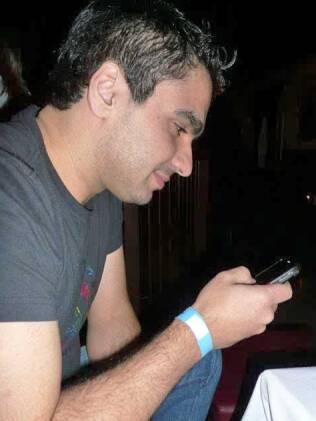 Eduardo Passadiço posta mensagem no Twitter durante a sua festa de aniversário