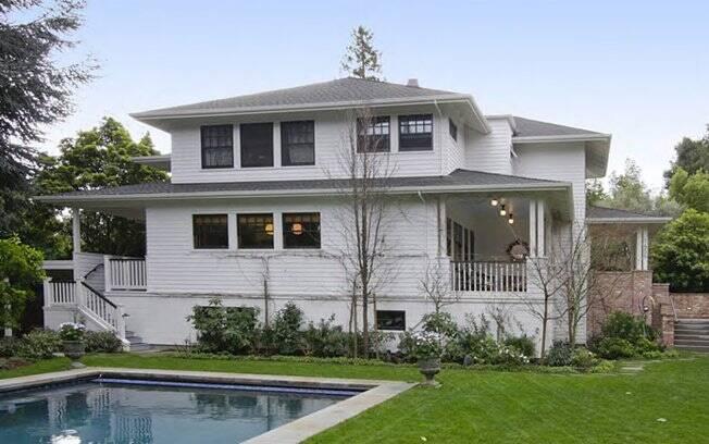 A nova casa de Mark Zuckerberg tem 5 quartos e piscina de água salgada