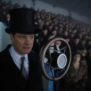 A hora do discurso apavorava o rei George VI