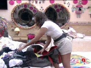 Maria faz as malas, Daniel e Wesley fazem companhia a sister